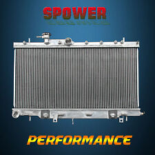 Aluminum Radiator For Subaru Baja Impreza 03-07 Saab 9-2X 05-06 AT MT 2.0L 2.5L