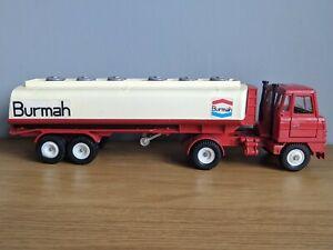 Dinky 950 Burmah Foden Oil Tanker