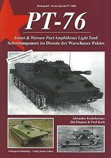 Tankograd 2006: PT-76 Soviet & Warsaw Pact Amphibious Light Tank