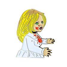 Tiffany Bride Of Chucky Cult of Chucky Horror Alternative Art Movie Pin