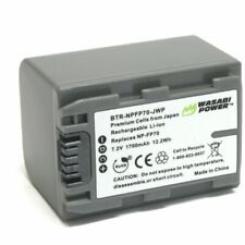 Wasabi Power Battery for Sony NP-FP70 (1700mAh)