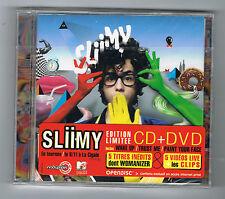 SLIIMY - PAINT YOUR FACE - CD 17 TITRES + DVD - 2009 - NEUF NEW NEU