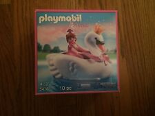 Playmobil 5476 Princess with Swan Boat New in Box!