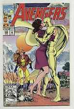 Avengers #348 1992 Bob Harras Kirk Jarvinen Marvel H