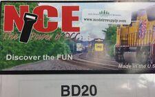 NCE 205 BD-20 BD20 DCC Block Detection 524-205     MODELRRSUPPLY-com