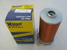NEW HENGST E202H01 D34 Oil Filter 11421731634 For BMW 5,7,8 Series 1991-2003