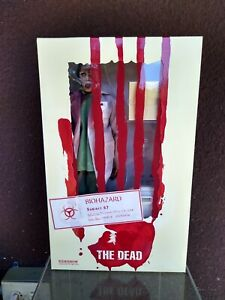 """Sideshow 1/6 """"The Dead"""" Subject 57 Doctor Figure"""