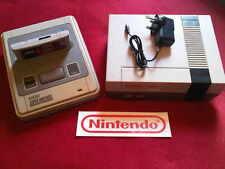 UK Seller 9V AC/DC Power Supply PSU 3 Pin UK Plug For SNES Super Nintendo NES
