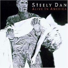 """Steely Dan """"Alive in America"""" CD 11 tracks nuovo"""