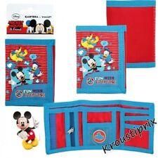 Portefeuille Porte monnaie Disney Mickey - seulement 3 90 € Livraison gratuite