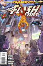 Flashpoint: Kid Flash Lost #3 FN; DC | save on shipping - details inside