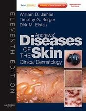 Andrew's Diseases of the skin clinical Dermatology Eleventh Edition