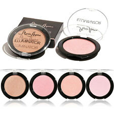 Neuf Beauty Highlighter Shimmer Highlighting Compact Shimmering Poudre Palette
