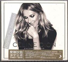Celine Dion: Encore un soir - Calendar Version (2016) CD STICKER TAIWAN