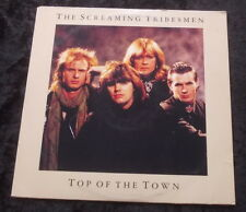 SCREAMING TRIBESMEN Top Of The Town 6 Track Mini LP