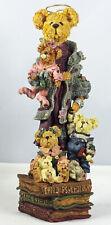 Boyds Folkstone Figurine, Ms Mcfrazzle – Daycare Extraordinaire, #2883, New
