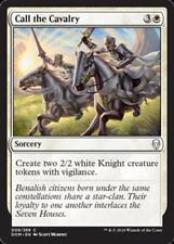 MTG Magic - (C) Dominaria - 4x Call the Cavalry x4 - NM/M