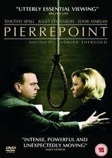 PIERREPOINT (2005)   Timothy Spall Juliet Stevenson   Region 2 PAL DVDs only!