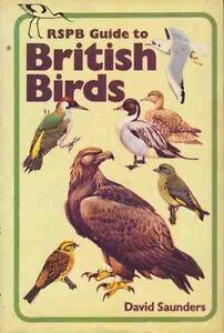 RSPB Book of British Birds,David Saunders, Noel Cusa