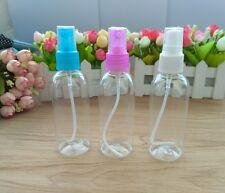 75ml Plastic Travel Bottles Empty Atomiser Refillable Perfume Spray 2pcs
