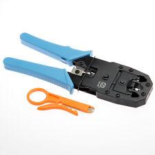 Pince Modulaire 3 en 1 pour Câble RJ11 RJ12 RJ45 / Outil Ethernet Réseau