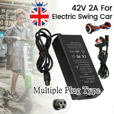 Plug FAST Charger Power Adapter For Segway/Swegway/Hoverboard Balance Board