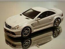 SCHUCO MERCEDES-BENZ SL65 AMG 2009 - WHITE 1:43 - EXCELLENT - 31