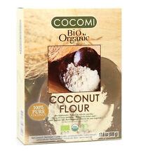 Coconut Flour Cocomi Bio CERTIFIED Organic Flour - 1 kg (2.2lbs) - Gluten FREE!