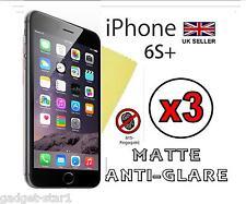 "3x HQ ANTI GLARE MATTE SCREEN PROTECTOR COVER APPLE IPHONE 6S PLUS 6S+ 5.5"""