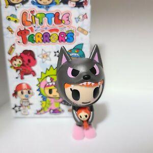 Tokidoki Little Terrors Series Little Bad Wolf Vinyl Figure w/ Box