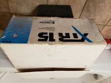 "Orion XTR 15"" Open box new old school USA made"