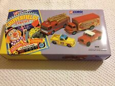 Corgi Classics 31703 Chipperfields Circus Land Rover, Pick-Up,Fire Engine, Lorry
