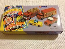 Corgi Classics Chipperfields Circus 4 Vehicle Set No 31703