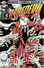 Daredevil Comic Book #180 Marvel Comics 1982 NEAR MINT+