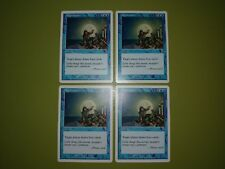 Opportunity x4 Seventh Edition 4x Magic the Gathering Playset