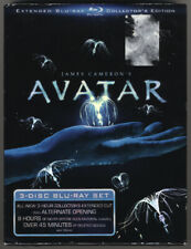 AVATAR * EXTENDED BLU-RAY COLLECTOR'S EDITION * BLU-RAY * NEW & SEALED