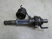 Honda 350 CB CB350-F CB350F Used Engine Kickstarter Spindle Shaft 1973 SM232