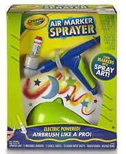 Crayola Motorised Air Marker Sprayer