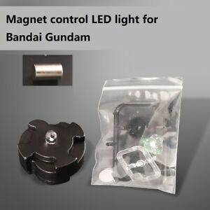 Multiple Color Magnet control LED Light FOR Gundam MG with Battery and Magnet