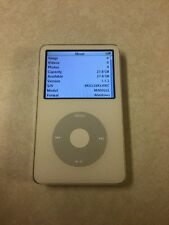 Apple iPod 5th Generation White (with Video) 30 GB