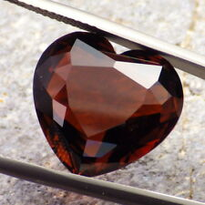 SUNSET TOURMALINE-TANZANIA 15.16Ct FLAWLESS-DEEP ORANGE MAHOGANY-TOP INVESTMENT