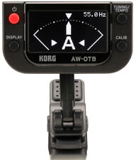 Korg AW-OTB - Clip-on Tuner for Bass with OLED Display