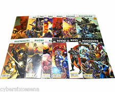 ULTIMATE AVENGERS 1 / 12 + 1 variant marvel panini comics