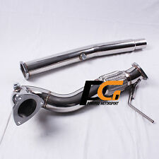 "3"" Catless Downpipe FOR Audi TT A3 S3 Quattro Mk1 1.8L K04 Upgraded"