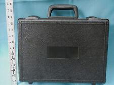 "Black Blow Molded Carry Case, Exterior = 15"" x 11 1/8"" x 3 1/2""  - Empty"