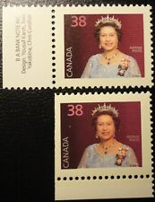 """CANADA STAMP SC #1164, 1164as """"QUEEN"""""""
