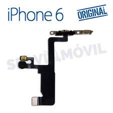 """Flex Cable Botón Encendido + Soporte Metálico ORIGINAL Apple Iphone 6 """"Despiece"""""""