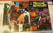 Marvel Comic 1998 Moon Knight #1 , 2 , 3 , 4 4 issue complete set