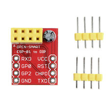 Wi-Fi Breadboard OPEN-SMART ESP8266 ESP-01 to DIP Adapter Module for Arduino