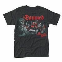 THE DAMNED - Realm - T SHIRT S-M-L-XL-2XL Brand New - Official T Shirt